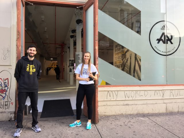 Highlight Event: NYC Marathon - Mustard Lane